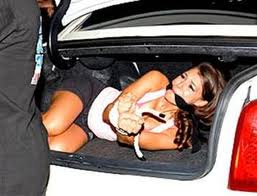 girl in trunk