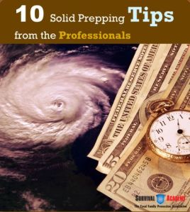 10 Prepping Tips From The Pros