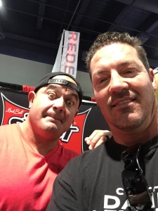 Mark Bell and Coach David Alexander 2015-09-19 12.46.53